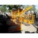 Building Plaster Hanging Platform