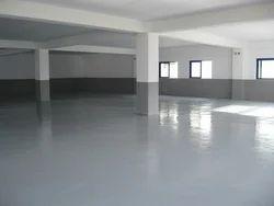 Urethane Epoxy Glossy Polymers Flooring