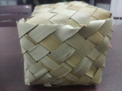 Palm Leaf Chocolate Box Palm Leaf Product Zuna Handicrafts