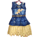 Girls Kids Dress