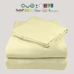 Organic baby fitted sheet
