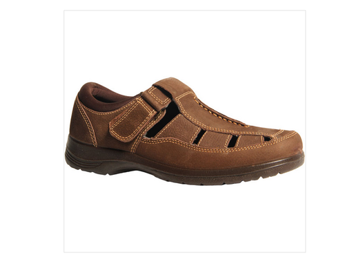 a0fabcd9b09 Synthetic Bata Brown Sandals For Men F854467600