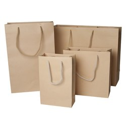 Recyclable Paper Shopping Bag