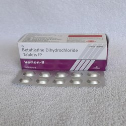 Betahistine Tablets 8 mg