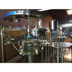 Food Oil Filling Machine