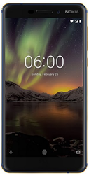 Nokia 6.1 (2018) (4GB 64GB, Blue-Gold)Mobile