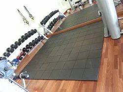 Gym Floor Mat 18 mm height - Ultra Heavy Duty & No Pasting
