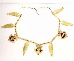 Gold Plated Pankhi Bandarwal