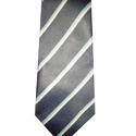 Striped School Tie