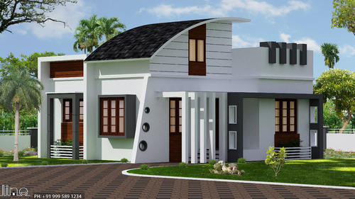 Beautiful 2D / 3D Home Design