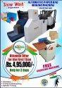 Square Bottom Paper Bag Machine