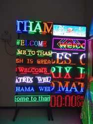 Multicolor Scrolling LED Display(Single Line/Multiline)