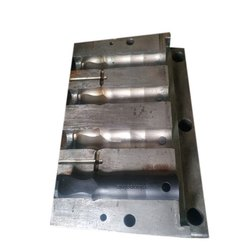 Steel Plastic Hand Mould, Packaging Type: Wooden Box