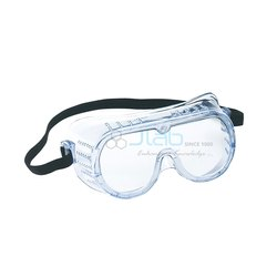 PVC Jlab Safety Goggles for Chemistry Lab, Size: Medium