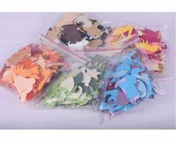 Assorted Handmade Paper Motifs 52