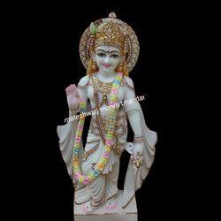 Designer Marble Maa Laxmi Statue