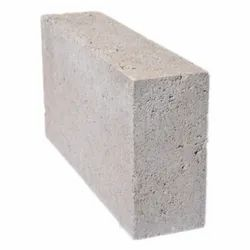 Rectangular Concrete Solid Blocks, For Partition Walls, Size: 16 in X 4in X8in