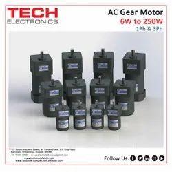 Single Phase FHP Gear Motor