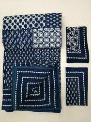 Procene Indigo Comforter Set