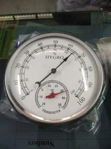 Temperature Hygromete