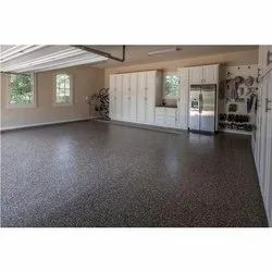 Garage Epoxy Flooring Service