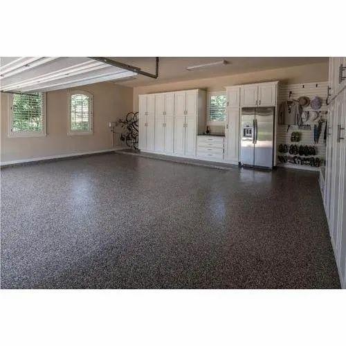 Garage Epoxy Flooring Service