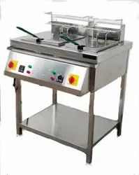 Double Tank Deep Fat Fryer for Commercial