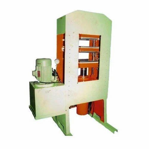 25 Ton Hydraulic Rubber Moulding Press Machine