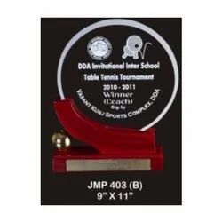 JMP 403B Award Trophy