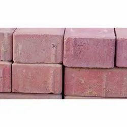 Wall Clay Red Brick