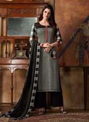 South Cotton New Fancy Ready Made Palazzo Suits