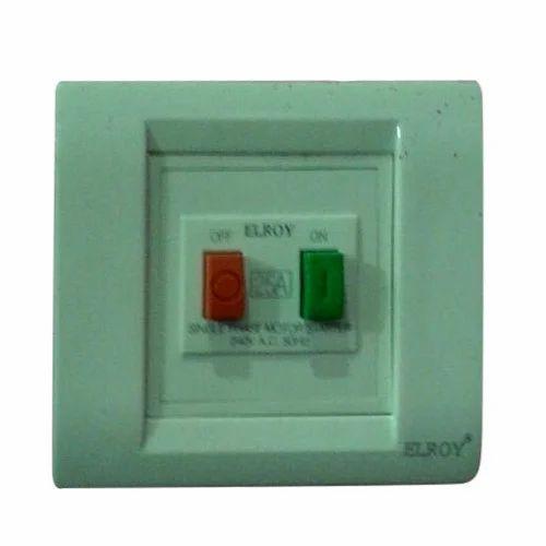 Ac/motor Starter Switch at Rs 231 /piece | Electric Switch - Sabita ...