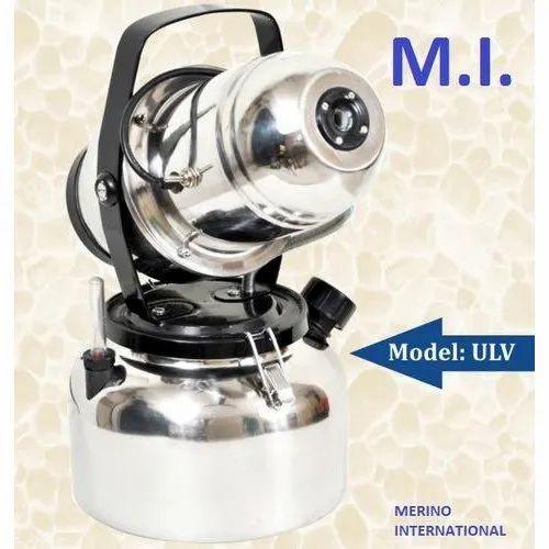 SS ULV Sanitizer Fogger Machine, Capacity: 5 L | ID: 12509841948