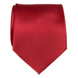 Solid Color Neck Tie