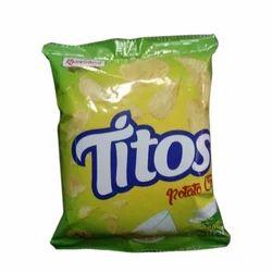 Titos Cream Potato Chips