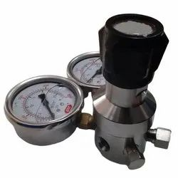 Helium Gas Pressure Regulator