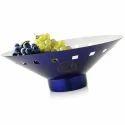 Plain Steel Fruit Baskets
