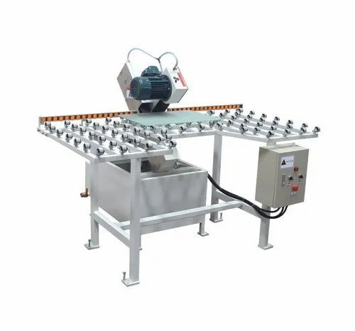 Rmsd-2 Glass Belt Grinding Machine