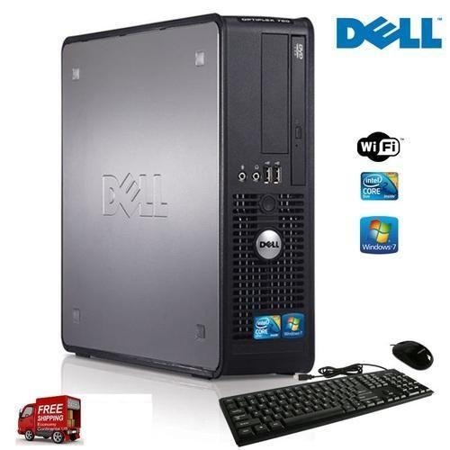 Dell Computer Setup