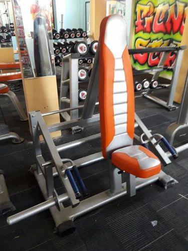 Dead Lift Shoulder Shrusg Machine Hammer