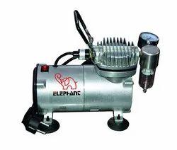 Elephant Mini Air Compressor for Air Brushes AS-18 2 (Artistic Gun/Pen Gun)