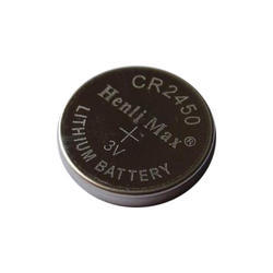 Henli Max CR2450 Button Cell Lithium Battery