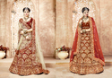 PR Fashion New Heavy Designer Lehenga Choli With Two Dupattas