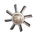 Plastic Compressor Fan