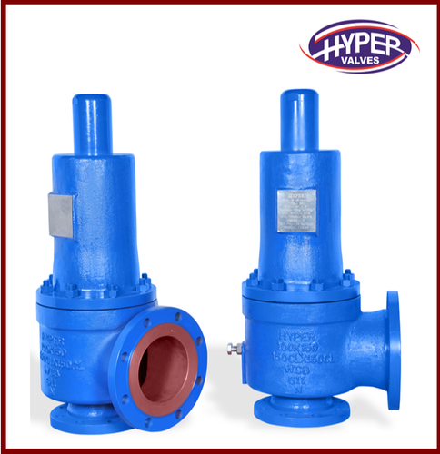 Safety Relief Valve - Flange End Pressure Relief Valves Manufacturer