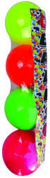 Colored Ball Set - 4 Pc
