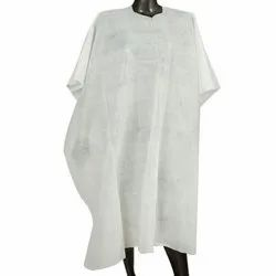 Disposable Salon Cutting Cape
