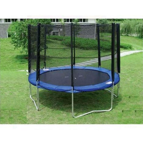 Blue And Black Jumpking Trampoline Circus Tent, Rs 18000 ...