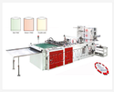Fully Automatic Side Sealing Bag Making Machine