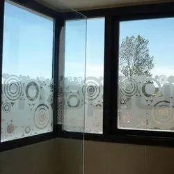 Designer Glass Film, Packaging Type: Roll, For Office